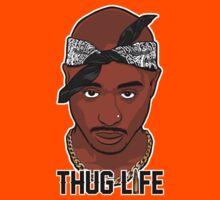 Tupac - Thug Life Kids Clothes