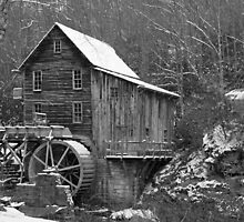 Glade Creek Grist Mill III by Lisawv