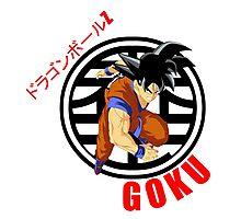 GOKU KANJI Photographic Print