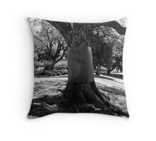 Love Tree Throw Pillow