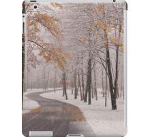 Trick or Treat Snow iPad Case/Skin