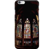 Stained Glass Windows iPhone Case/Skin
