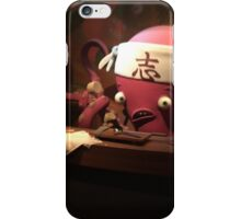The Sushi Chef - Monsters Ink  iPhone Case/Skin
