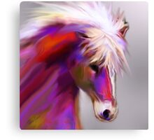 Horse of color Canvas Print