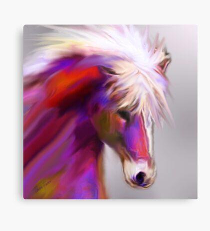 Horse of color Metal Print