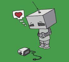 The Lonliest Automaton Kids Clothes