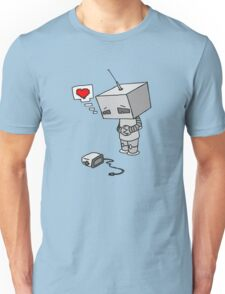 The Lonliest Automaton Unisex T-Shirt