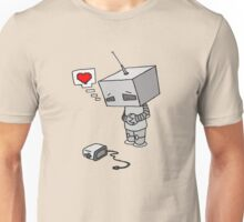 The Lonliest Automaton Unisex T-Shirt