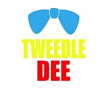 Tweedle Dee Photographic Print