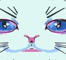 Here kitty, kitty, kitty Sticker