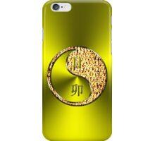 Gemini & Rabbit Yin Fire iPhone Case/Skin