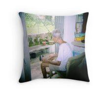 Still Life Throw Pillow