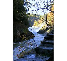 Fall in Letchworth Photographic Print