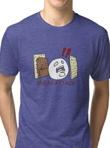 Sneak Attack! Tri-blend T-Shirt