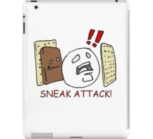 Sneak Attack! iPad Case/Skin