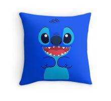 stitch funny Throw Pillow