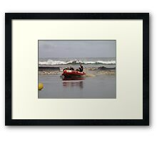 IRB Competition,  Framed Print