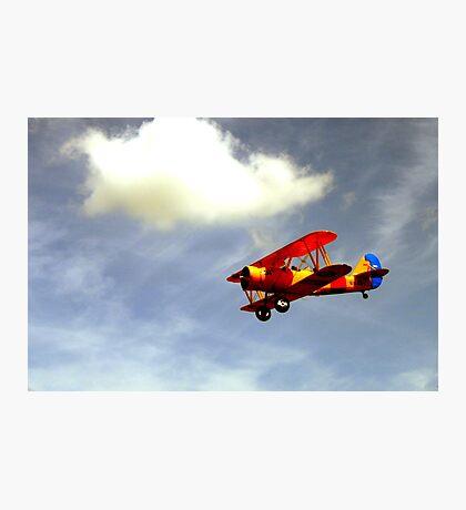plane Photographic Print
