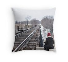 Pennsylvania Beauty Throw Pillow