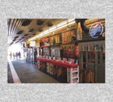 Tokyo Restaurant under Yurakucho Railway Line Bridge Kids Clothes