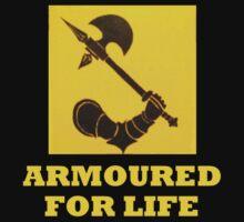 The might of Armour by rynoki