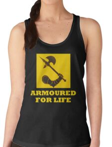 The might of Armour Women's Tank Top