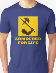 The might of Armour Unisex T-Shirt