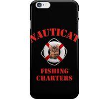 Nauticat (Black) iPhone Case/Skin