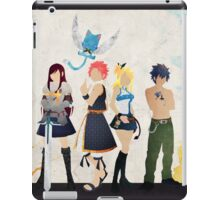 The Protagonists - Fairy Tail  iPad Case/Skin