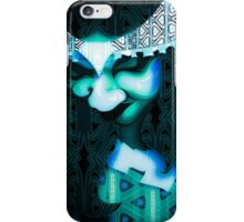 Beauty Looking Down iPhone Case/Skin