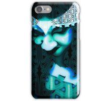 Beauty Looking Down iPhone Case/Skin