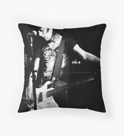 Alladin Sane Throw Pillow