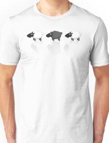 Black Sheep (group) Reflection Tee Unisex T-Shirt