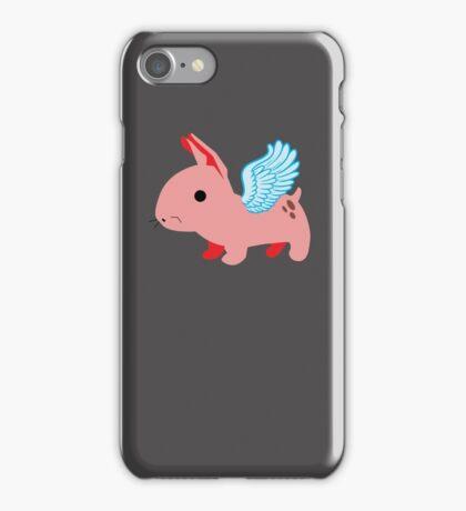 Flying Nug iPhone Case/Skin