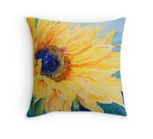 Sunburst #2 Throw Pillow
