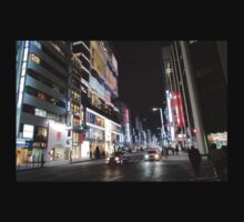 Ginza Streetscape, Chūō, Tokyo Kids Clothes