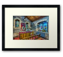 Light Tomorrow With Today Framed Print