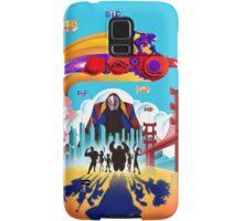 Big Heroes!  Samsung Galaxy Case/Skin