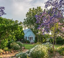 The Old Church, Mt Tamborine by Ann Pinnock