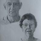 Lynn & Kieth by Bob  Thompson