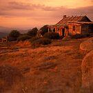 Craig's Hut, Mt Stirling Victoria Australia by Debbie Steer