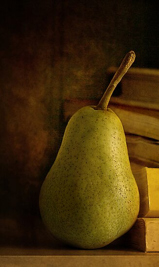 Kathy's Pear by Holly Cawfield