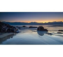 Cabarita Beach, NSW, Sunrise Reflections Photographic Print