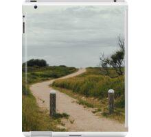 Path. iPad Case/Skin