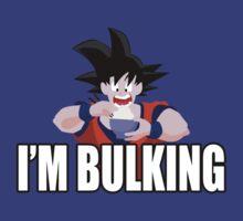 Goku - I'm Bulking by aktaylorh