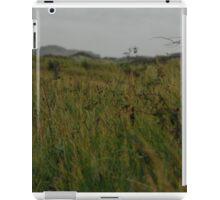 Long grass. iPad Case/Skin
