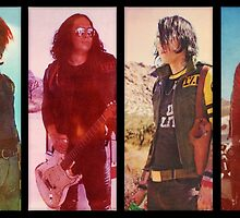 My Chemical Romance Danger Days by clareiero
