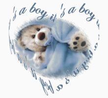 It's a Boy by missmoneypenny