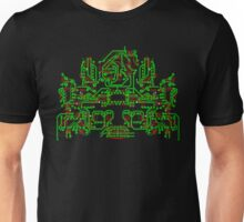 circuit board Unisex T-Shirt