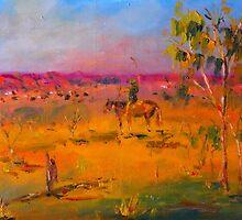 The Stockman by Margaret Morgan (Watkins)